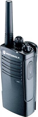 Рация Motorola XTNI - общий вид