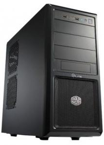 Системный блок HAFF Maxima SC50-i48D10P66OC - фронтальный вид