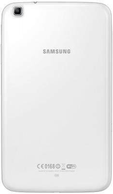 Планшет Samsung Galaxy Tab 3 8.0 SM-T310 (16GB Pearl White) - вид сзади