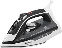 Утюг Atlanta ATH-5498 (черный) -