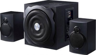 Мультимедиа акустика F&D A-521 (черный) - общий вид