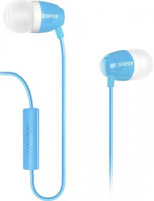 Наушники-гарнитура Edifier H210 (Blue) - общий вид