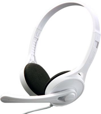 Наушники-гарнитура Edifier K550 (White) - общий вид