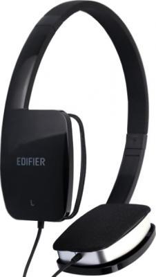 Наушники-гарнитура Edifier K680 (черный) - общий вид