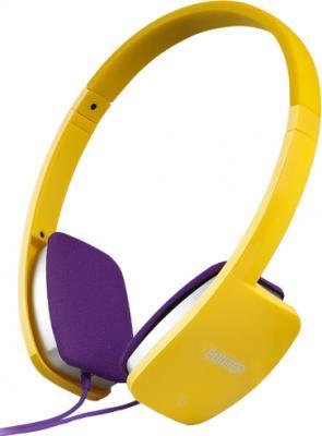 Наушники-гарнитура Edifier K680 (желтый) - общий вид