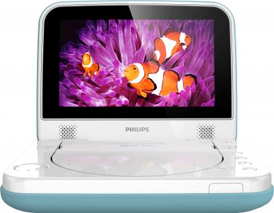 Портативный DVD-плеер Philips PD7006/51 - общий вид