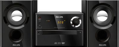 Микросистема Philips MCM1150/12 - общий вид