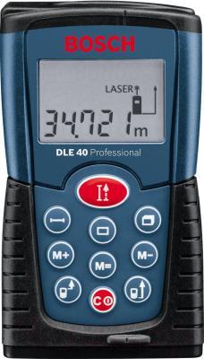 Дальномер лазерный Bosch DLE 40 (0.601.016.300) - общий вид