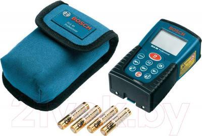 Дальномер лазерный Bosch DLE 40 (0.601.016.300) - комплектация