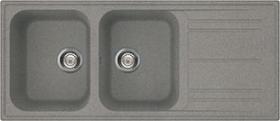 Мойка кухонная Smeg LZ116TT - общий вид