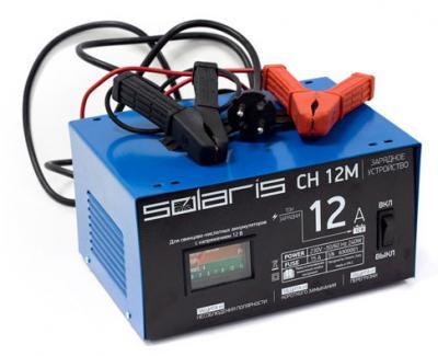 Зарядное устройство для аккумулятора Solaris CH 12M - общий вид