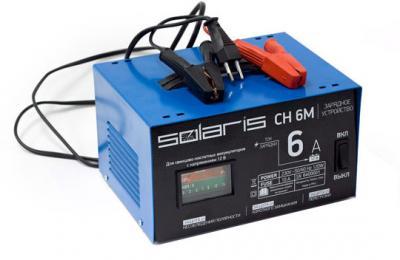 Зарядное устройство Solaris CH 6M - общий вид