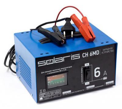 Зарядное устройство для аккумулятора Solaris CH 6MD - общий вид