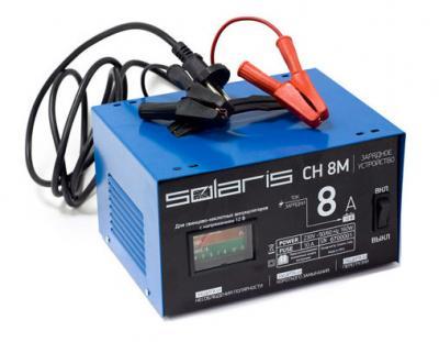 Зарядное устройство Solaris CH 8M - общий вид