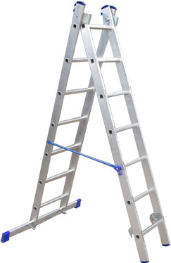 Лестница-стремянка Elkop VHRH2x8 - общий вид