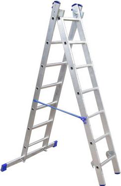 Лестница-стремянка Elkop VHRH2х10 - общий вид