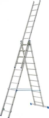 Лестница-стремянка Elkop VHRP3х16 - общий вид