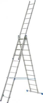 Лестница-стремянка Elkop VHRP3x17 - общий вид