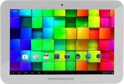 Планшет Modecom FreeTAB 1004 IPS X4 - фронтальный вид