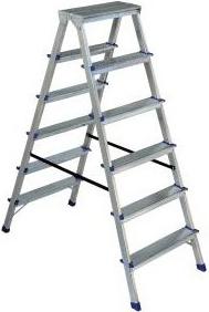 Лестница-стремянка Elkop DHR407 - общий вид