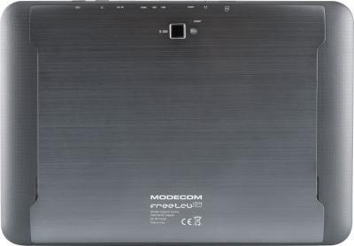 Планшет Modecom FreeTAB 1014 IPS X4+ - вид сзади