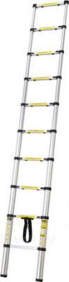 Телескопическая лестница Startul ST9702-038 - общий вид
