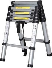 Телескопическая лестница Startul ST9703-079 - общий вид