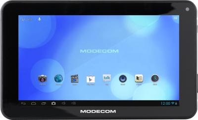 Планшет Modecom FreeTAB 2096+ - фронтальный вид