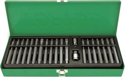 Набор оснастки Toptul GAAD4002 (40 предметов) - общий вид