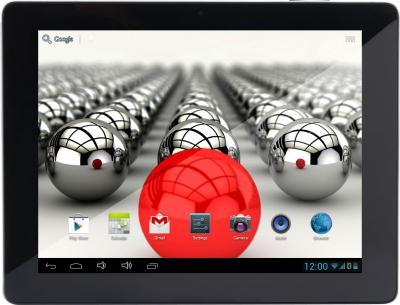Планшет Modecom FreeTAB 8002 IPS X2 3G - фронтальный вид