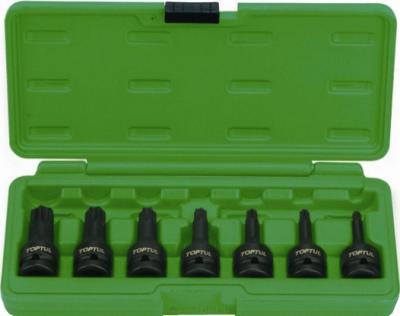 Набор оснастки Toptul GDAI0701 (7 предметов) - общий вид