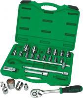 Универсальный набор инструментов Toptul GCAI2404 (24 предмета) -