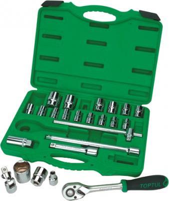 Универсальный набор инструментов Toptul GCAI2404 (24 предмета) - общий вид
