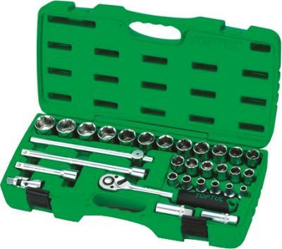 Универсальный набор инструментов Toptul GAAI3104 (31 предмет) - общий вид