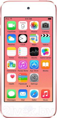 MP3-плеер Apple iPod touch 32Gb MC903RP/A (розовый)