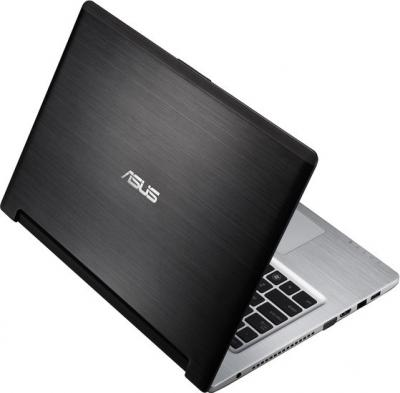 Ноутбук Asus K46CM-WX054H - вид сзади
