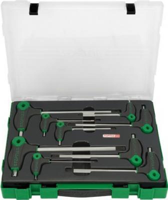 Набор однотипного инструмента Toptul GZC09030 (9 предметов) - общий вид