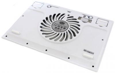 Подставка для ноутбука Cooler Master NotePal I100 White (R9-NBC-I1HW-GP) - вид снизу