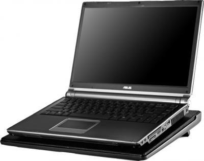 Подставка для ноутбука Cooler Master NotePal I300 (R9-NBC-I300-GP) - с ноутбуком