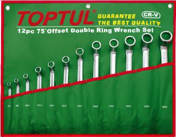 Набор однотипного инструмента Toptul GAAA1204 (12 предметов) - общий вид