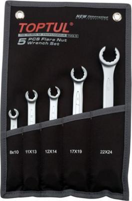 Набор однотипного инструмента Toptul GPAQ0502 (5 предметов) - общий вид