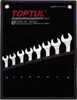 Набор однотипного инструмента Toptul GPAJ0802 (8 предметов) -