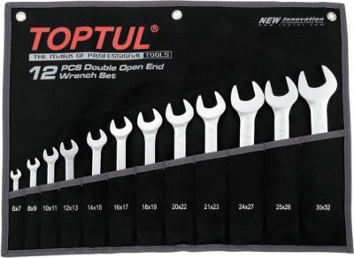 Набор однотипного инструмента Toptul GPAJ1202 (12 предметов) - общий вид