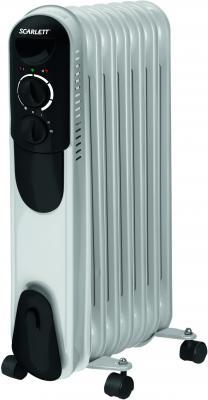 Масляный радиатор Scarlett SC-055 - общий вид