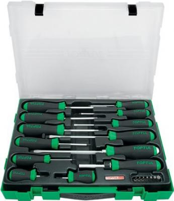 Набор однотипного инструмента Toptul GZC20050 (20 предметов) - общий вид