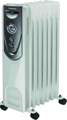 Масляный радиатор Scarlett SC-1156 - общий вид