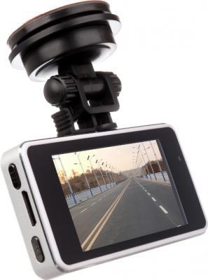 Автомобильный видеорегистратор SeeMax DVR RG520 (White) - дисплей
