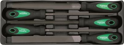 Набор однотипного инструмента Toptul GВAT0501 (5 предметов) - общий вид