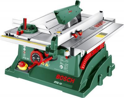 Дисковая пила Bosch PTS 10 (0.603.B03.400) - общий вид