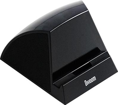 Мультимедиа акустика Divoom iFit-3 (черный) - общий вид